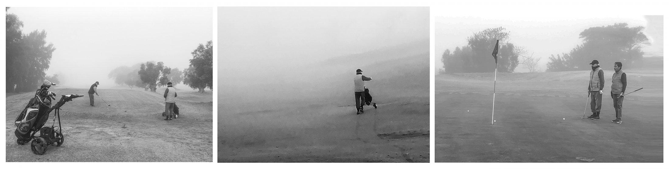090 -Partida De Golf
