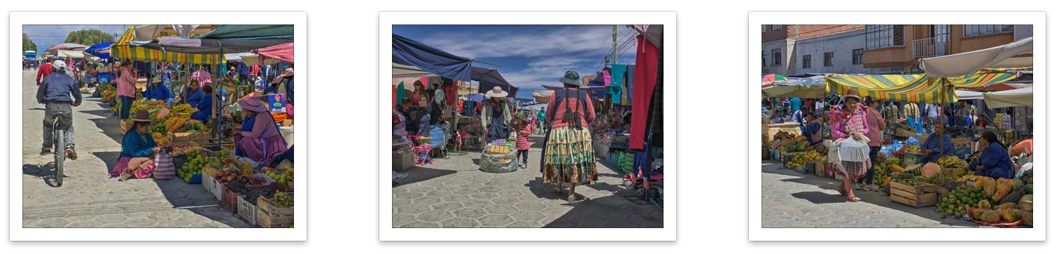 Mercado De Uyuni