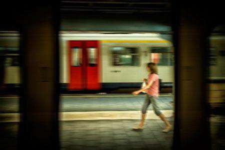 Entre trenes