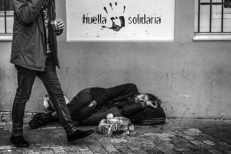 Huella solidaria