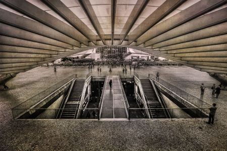 Tránsito en Lisboa