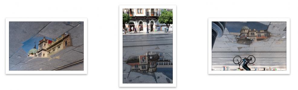 Reflejo En Sevilla