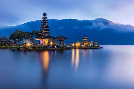 Alma en paz (Bali)