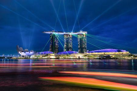 Un mundo de color (Singapur)