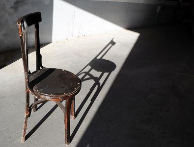 Sombra de silla