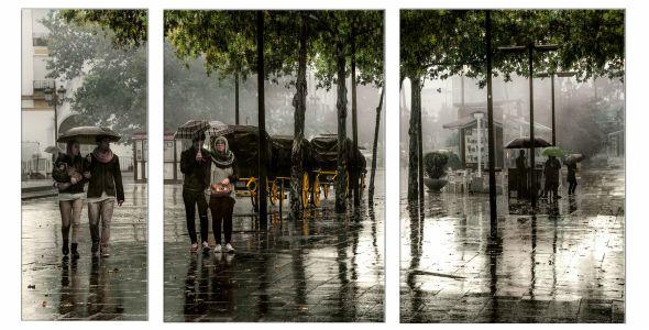 064 - La LLuvia En Sevilla Es Una Maravilla