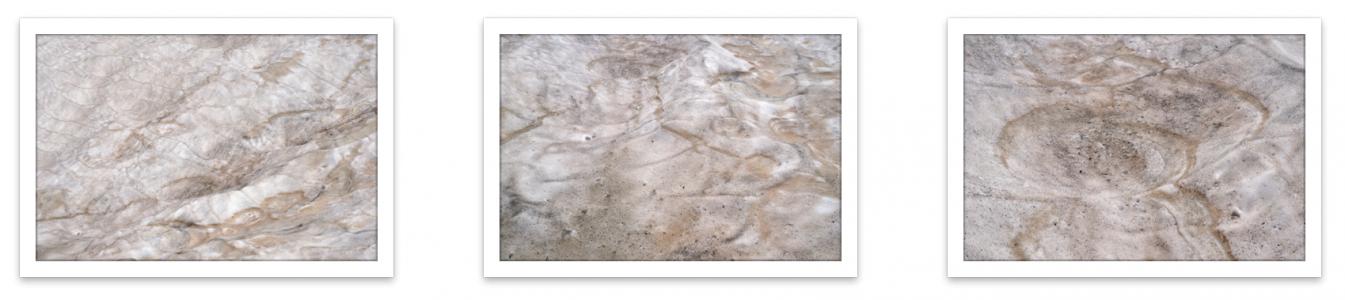Texturas En La Nieve