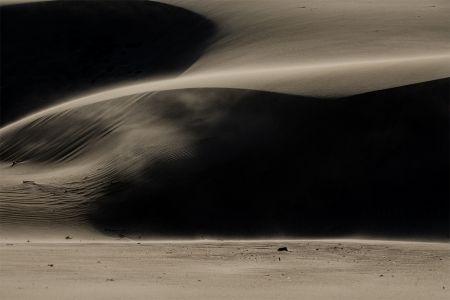 Viento en la duna