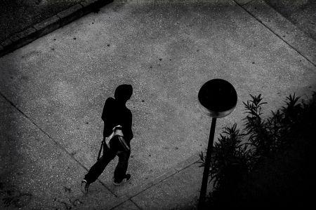 A la sombra de la luz