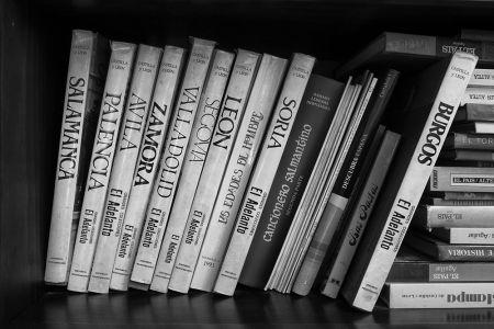 La vuelta a España es una librería