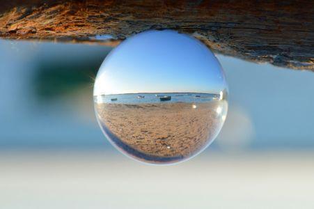 A través del cristal