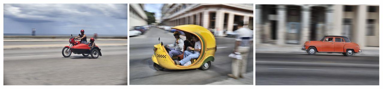 La Habana En Movimiento