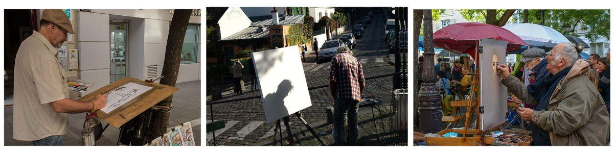 088 - Pintores Callejeros
