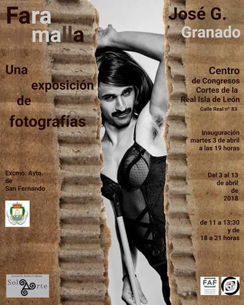 Faramalla, una exposición de José G. Granado