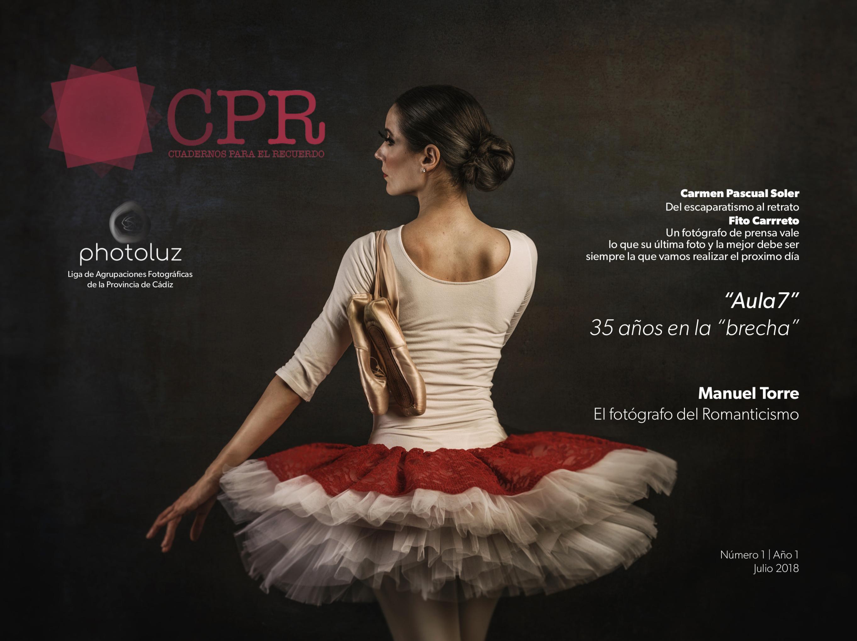 Ya hemos publicado CPR nº1…